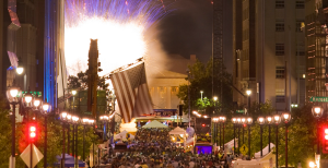 July 4th on Fayetteville Street RaleighJuly 4th on Fayetteville Street Raleigh